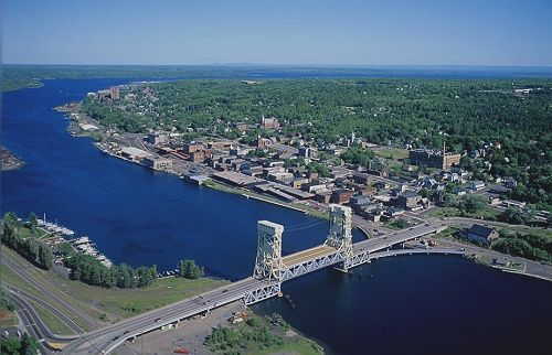 Houghton (MI) United States  city pictures gallery : ... Bridge, Houghton County, Michigan Upper Peninsula, MI United States