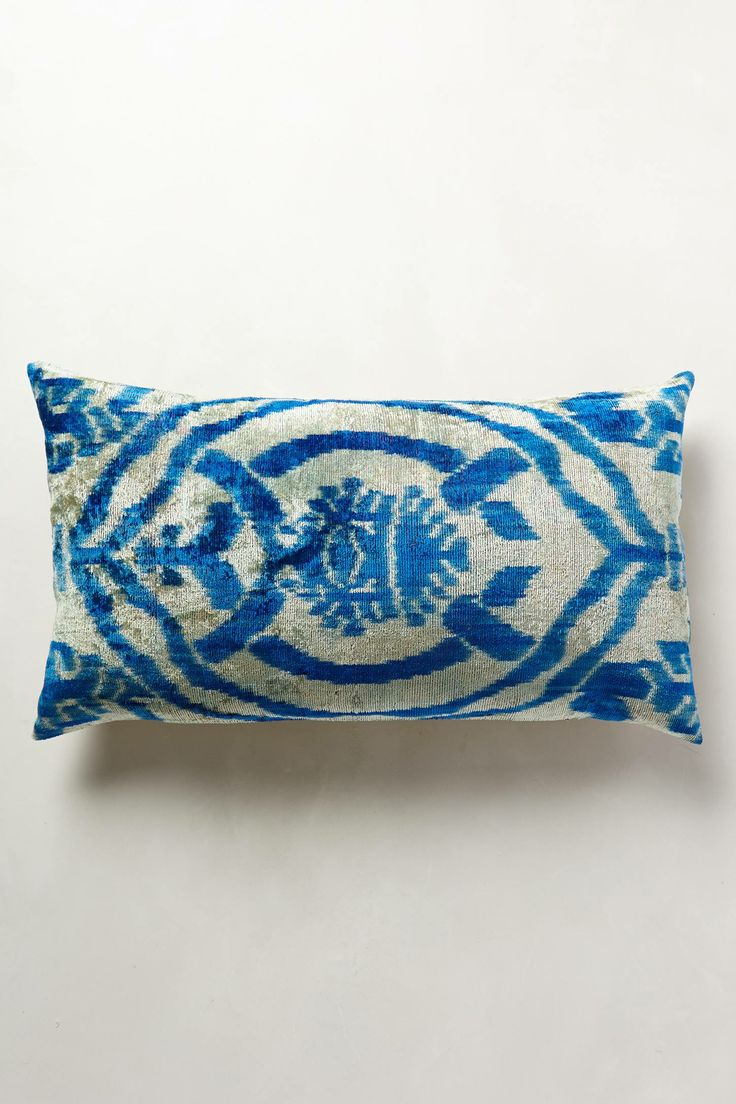 Anthropologie Handwoven Tokat Pillow | Fancy Friday - Adding Personality with Throw Pillows