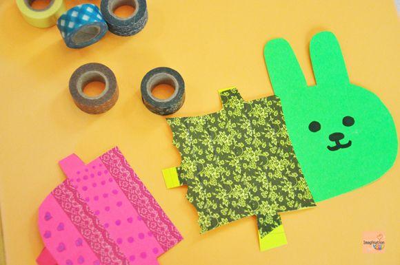 DIY Moshi paper doll