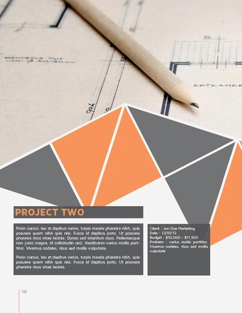 graphicriver - case study booklet (8 pages)