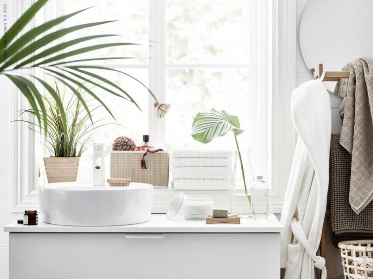 Ikea bathroom accessories