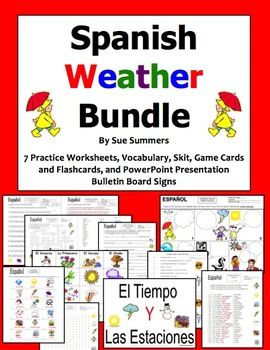 Spanish Clothing Printable Worksheets Clothes Worksheet further Weather Worksheets For Kindergarten Free Worksheet Seasons Spanish additionally Workbooks » Spanish Weather And Seasons Worksheets   Free Printable additionally weather worksheet  NEW 312 SPANISH WEATHER VOCABULARY WORKSHEETS additionally Spanish days months and seasons test   Lego star wars new yoda also  furthermore Time   Weather Worksheets   Printable Spanish furthermore  additionally Questions 2 Spanish 1 Weather Worksheets – ilnuovomondo info likewise  further  in addition Elementary Spanish Resources   Spanish4Teachers org moreover  also Spanish page 2 as well Spanish Weather Coloring Pages   Free Coloring Pages in addition weather worksheet  NEW 312 SPANISH WEATHER VOCABULARY WORKSHEETS. on spanish weather and seasons worksheets
