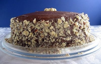 Chocolate Hazelnut Layer Cake | Patty Cake Patty Cake | Pinterest