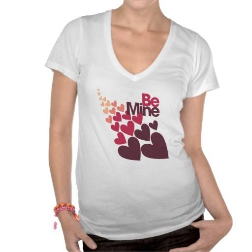 funny valentine t shirts