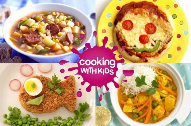 10 easy dinner recipes for kids make with kids 10 easy