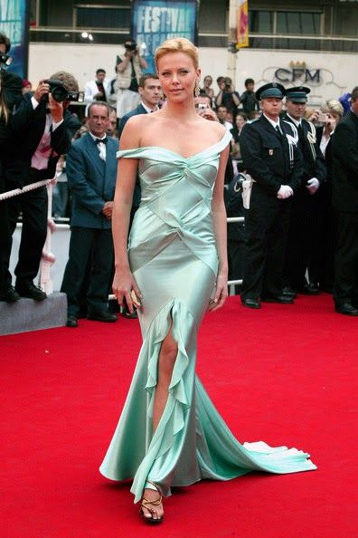 Pin by iluvdesi on Hollywood   Pinterest Charlize Theron Weight