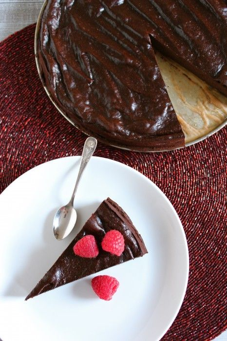 Flourless Chocolate Cake | cake | Pinterest
