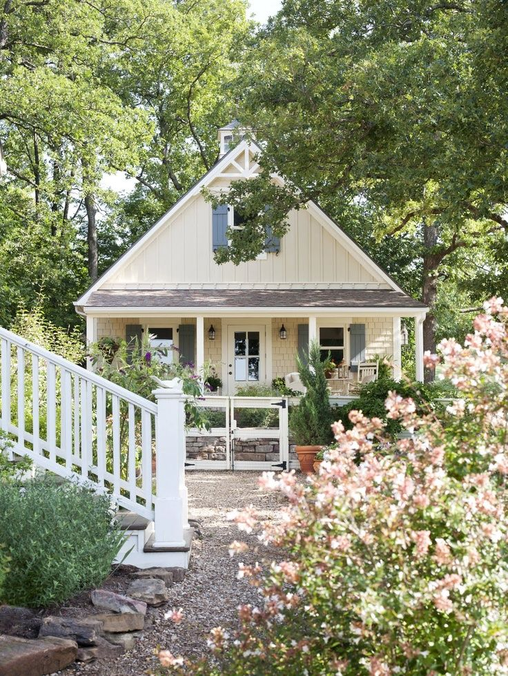 Cute cottage the future awaits us pinterest for Cute little homes