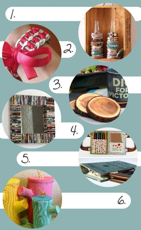 Creative ways to recycle everyday things for Creative ways to recycle