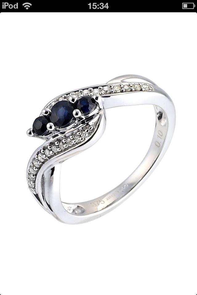40 h samuel wedding rings sapphire
