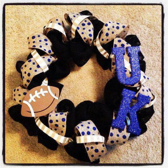 Team Spirit Sports Wreath