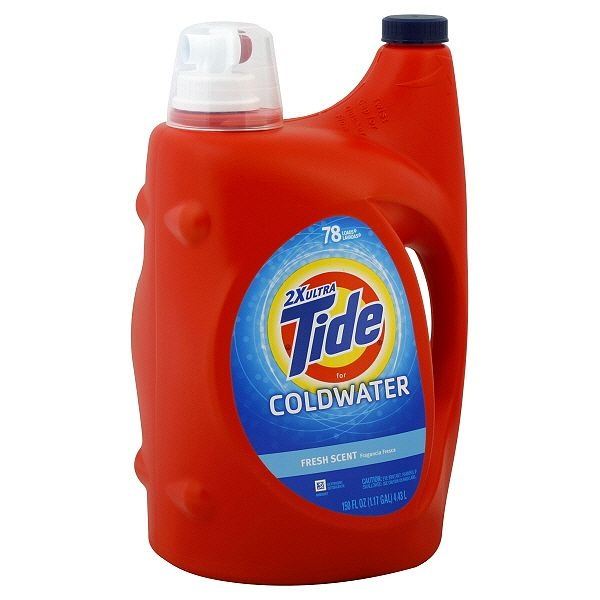 TIDE!!!! Love the smell of it!! (AND-- coldwater formula is cool too!)