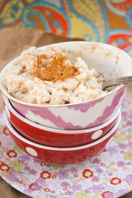 Coconut Milk Rice Pudding | { VEGAN and Cooking with Food Allergies ...