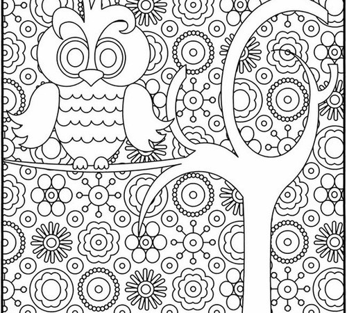 graphic coloring pages - photo#16