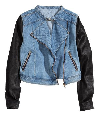 Denim Jacket from H u0026 M | Womenu0026#39;s Fashion | Pinterest