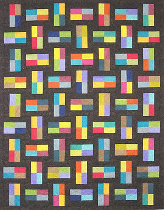 Quilting Patterns On A Roll : Fractions On A Roll Quilt Pattern Mountainpeek Creations DIY Quilting?
