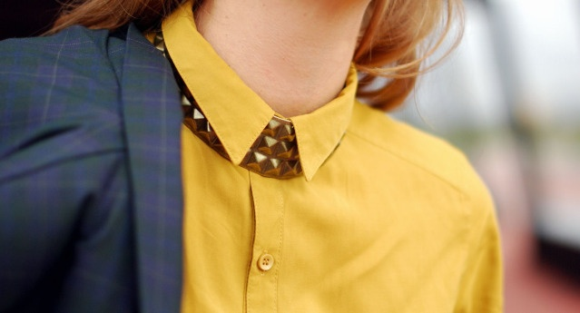 Fully Buttoned Blouse 40