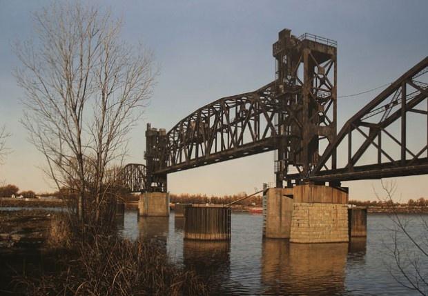 Randy dudley lift bridge on ark