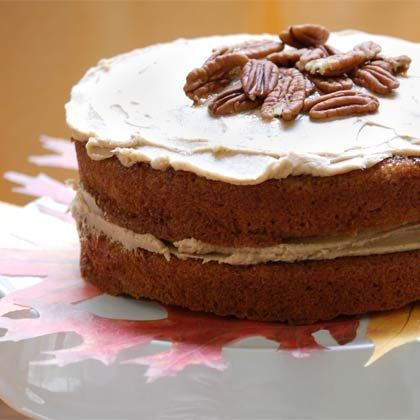 Faulknerian Family Spice Cake, With Caramel Icing Recipes — Dishmaps