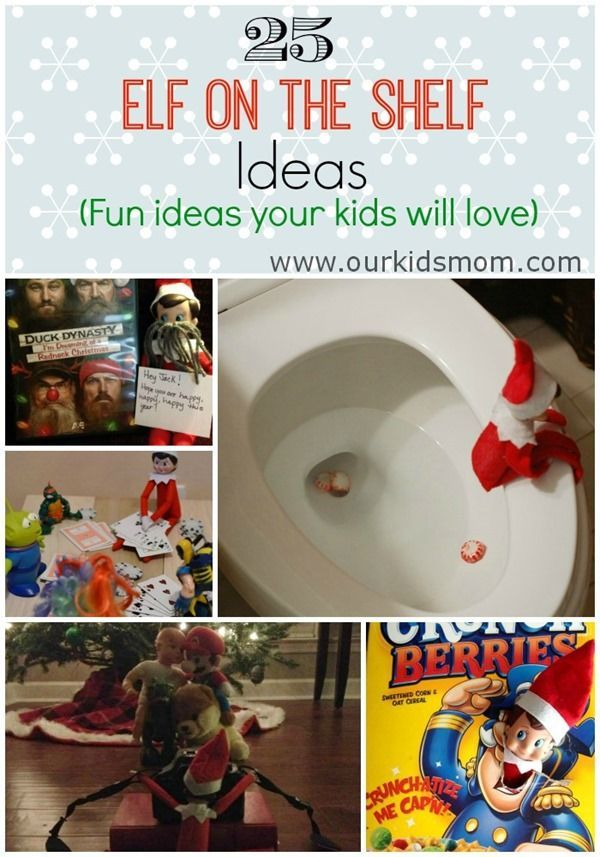 parenting articles ideas for elf on the shelf