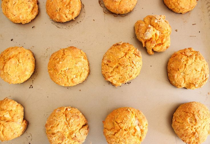 Sweet Potato Rosemary biscuits | Food | Pinterest