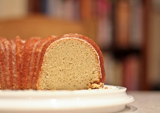 White Russian Pound Cake--and a Vent | Recipe