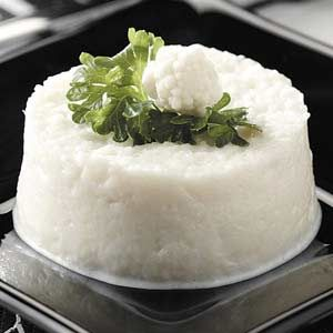 Garlic Mashed Cauliflower | Recipe
