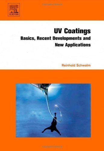 Uv coatings reinhold schwalm eder