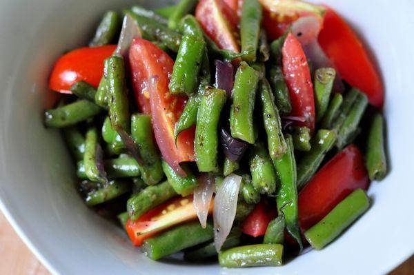 Warm Green Bean Salad | Recipe