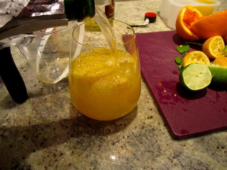 The best mimosa ever! | YuM* YuM | Pinterest
