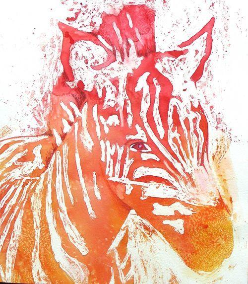 Wax Resist | Ideas for Art Projects | Pinterest