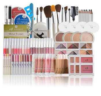 elf make up products