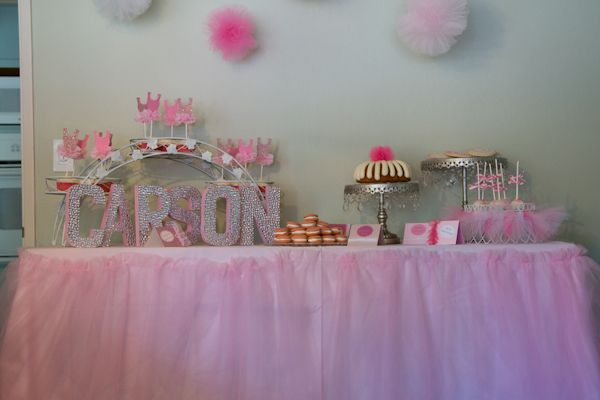 A Tu Tu Birthday Party with a pink ballerina Found On http://www.ideas.partyandeventguide.com
