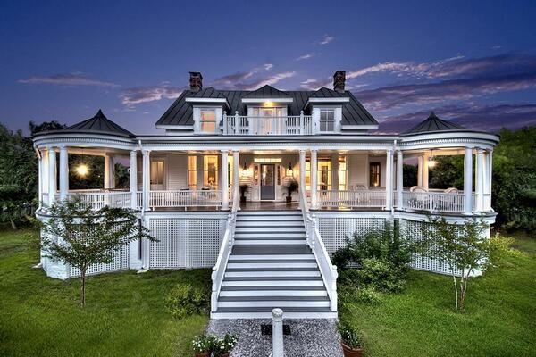 Beach House In South Carolina Swag Dream House Pinterest