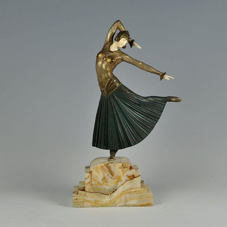 Ayouta - Ballet Russe - circa 1925