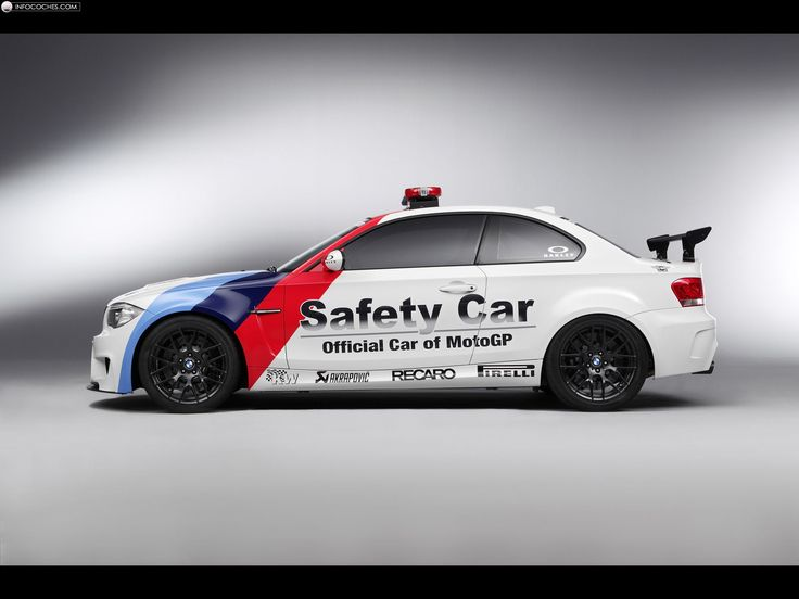 BMW Serie 1 M Coupe MotoGP Safety Car