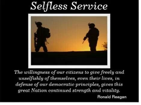 Selfless Service Quotes Quotesgram