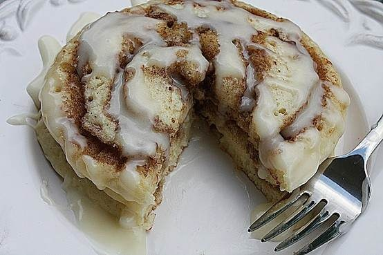 Cinnamon swirl pancakes!! gasp! | Recipes for everyday of the week