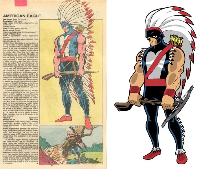 American eagle- remixed | Super Hero: Marvel | Pinterest Americans
