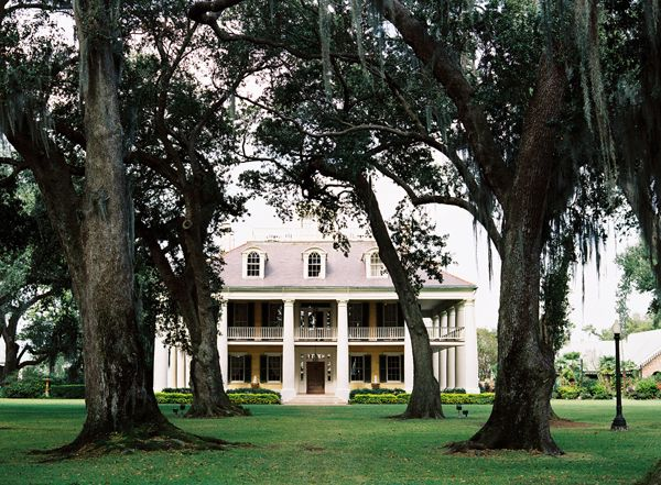 Gorgeous New Orleans Plantation Home Homes I Love