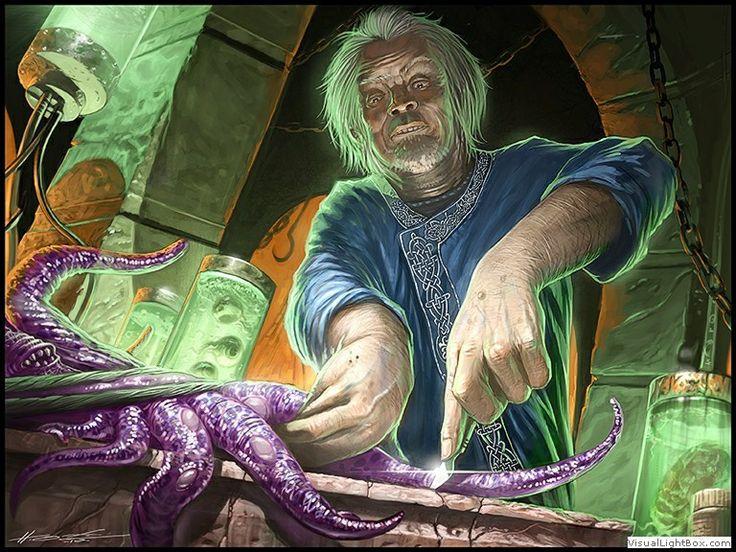 Cthugha Arkham Horror Image
