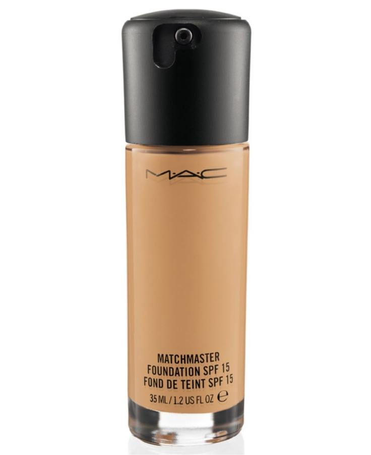 MAC Matchmaster Foundation SPF 15 - The best winter foundation for ...