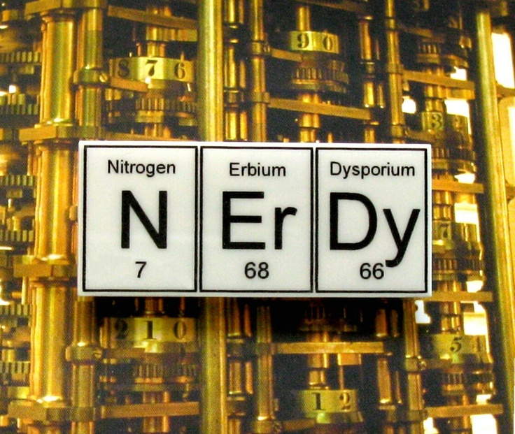 Periodic Table, Nerdy broch. | Oi | Pinterest