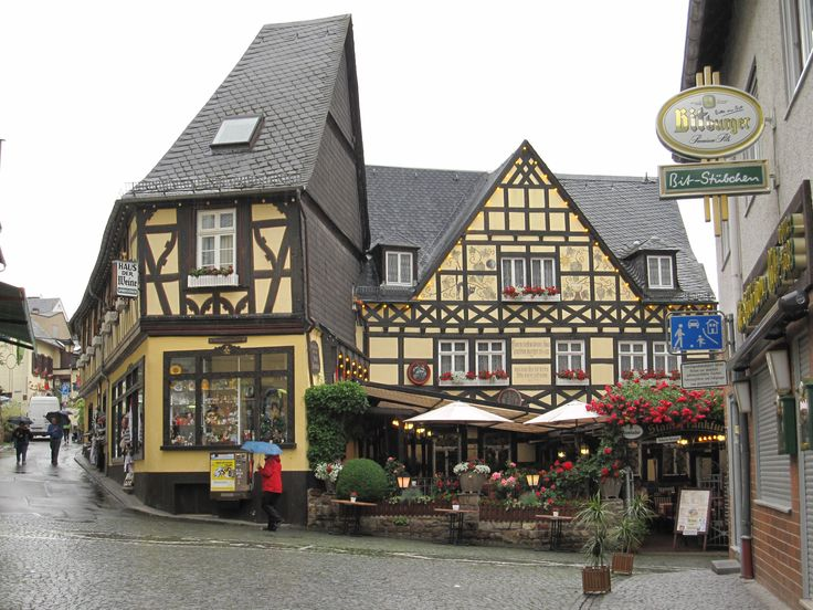 Boppard Germany  City new picture : Boppard, Germany | Places I've Been | Pinterest