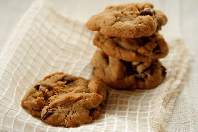 whole wheat chocolate chip cookies | yum yum | Pinterest
