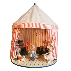circus tent by Maileg