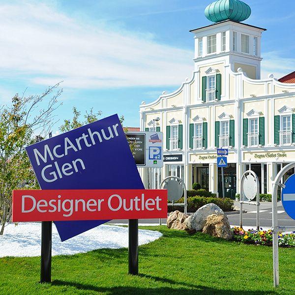 Mcarthurglen designer outlet parndorf parndorf pinterest for Design outlet