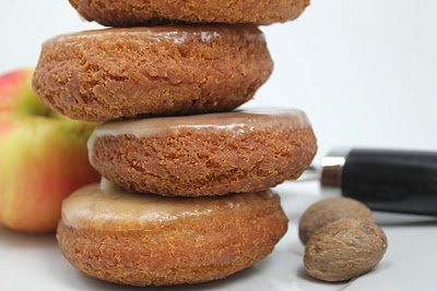Spiced Cider Donuts Ingredients 1 cup apple cider 3 1/4 cups all ...