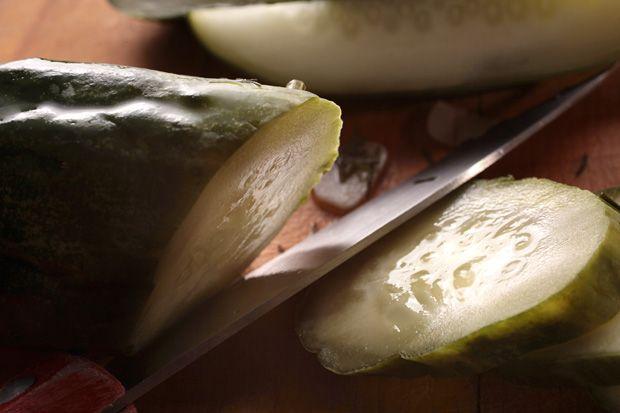 Garlic Dill Pickles | Food - Jams, Pickles, Preserves, Canning! | Pin ...