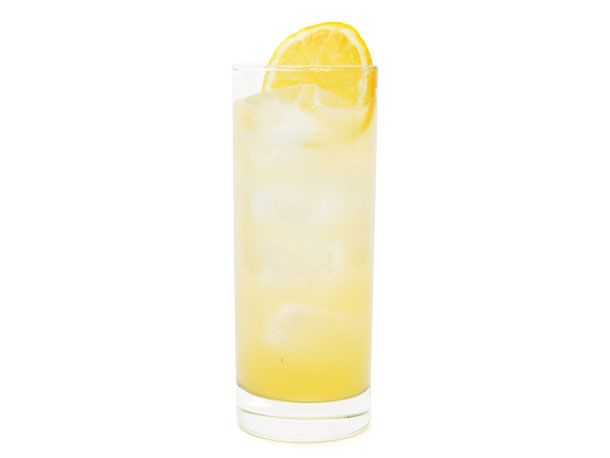 Meyer Lemon Tom Collins from Hot and Hot Fish Club | Recipe